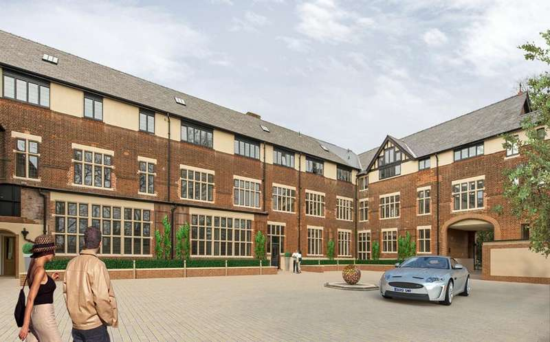 3 Bedrooms Flat for rent in Mill Heights, Courtyard House, Mill Hill, NW7