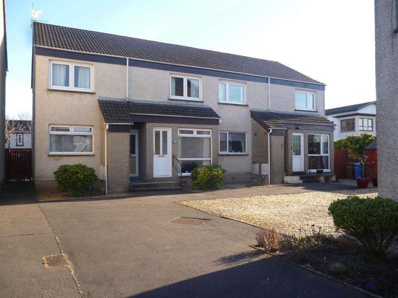 2 Bedrooms Flat for sale in 12 Park View, Largs, KA30 9HN