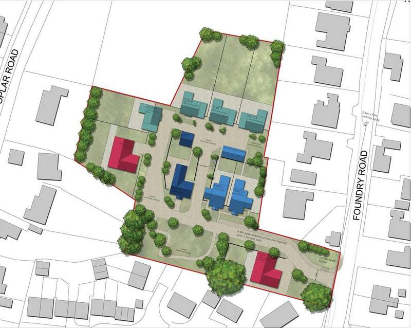 31 Bedrooms Plot Commercial for sale in Platts Lane, Bucknall, Woodhall Spa, LN10 5DY