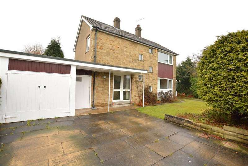 3 Bedrooms Detached House for sale in Grange View Gardens, Leeds, West Yorkshire