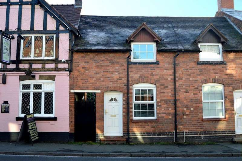 2 Bedrooms Terraced House for rent in Worcester Road, Bromsgrove, Worcestershire, B61