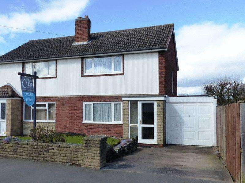 2 Bedrooms Semi Detached House for sale in Manor Avenue, Great Wyrley