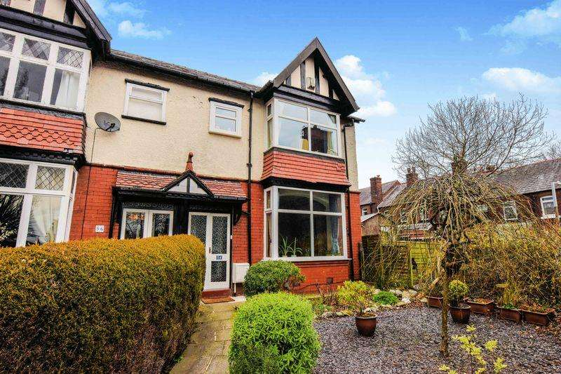 4 Bedrooms Semi Detached House for sale in Somerset Road, Heaton