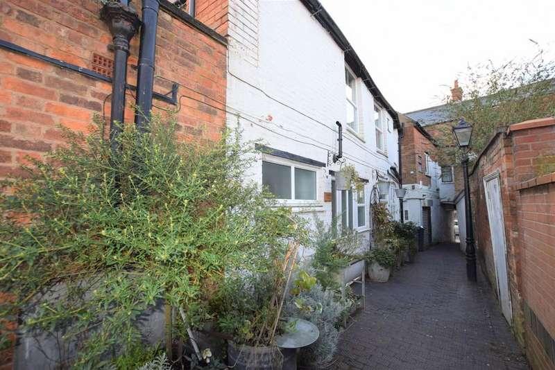 3 Bedrooms Mews House for sale in Castle Street, Hinckley