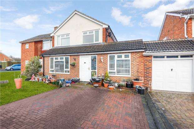 4 Bedrooms Semi Detached House for sale in Redford Road, Windsor, Berkshire