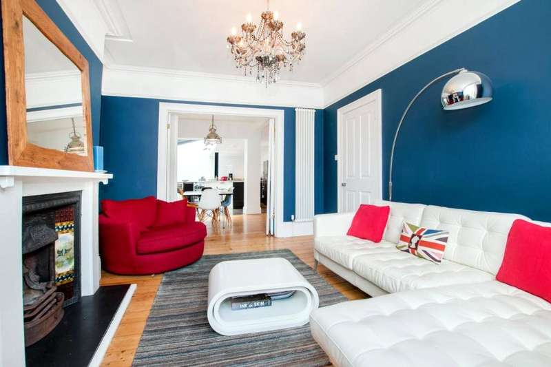 4 Bedrooms Terraced House for rent in Clifton Street, Brighton, East Sussex, BN1