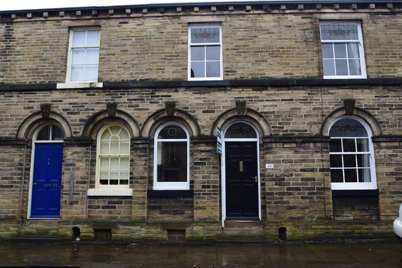 2 Bedrooms Terraced House for sale in Dove Street, Saltaire BD18