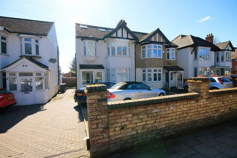 4 Bedrooms Semi Detached House for sale in Main Road, Romford, RM1