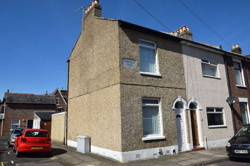 3 Bedrooms Property for sale in Grenville Road, Southsea, PO4