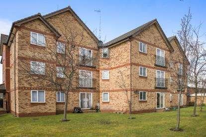 2 Bedrooms Flat for sale in Derwent Court, Galbraith Close, Aigburth, Liverpool, L17