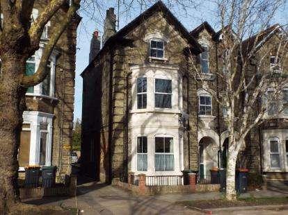 1 Bedroom Flat for sale in Warwick Avenue, Bedford, Bedfordshire