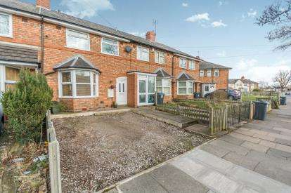 3 Bedrooms Terraced House for sale in Dolphin Lane, Birmingham, West Midlands