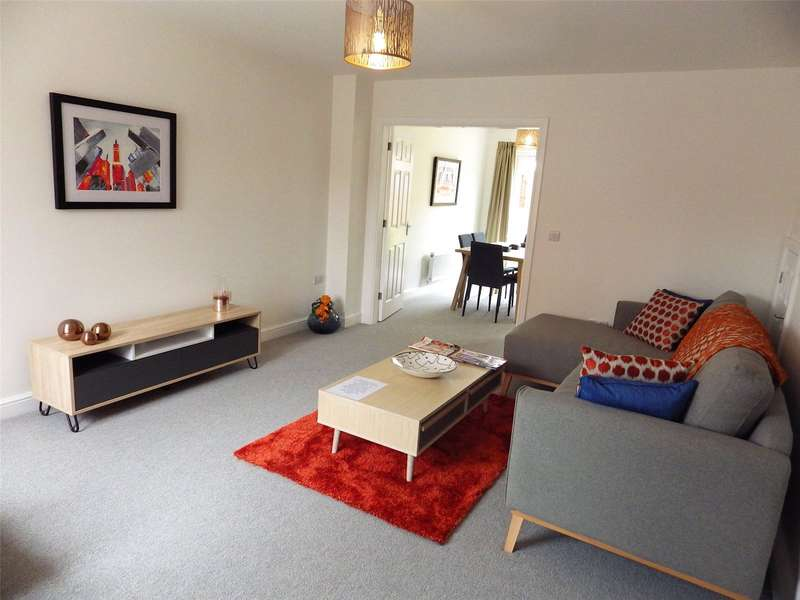 3 Bedrooms End Of Terrace House for sale in Plot 24 Boundary Park, 2 Johnstone Close, Oldham, OL1