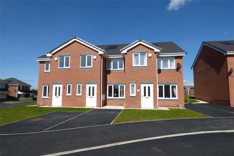 3 Bedrooms End Of Terrace House for sale in Plot 19 Boundary Park, 12 Johnstone Close, Oldham, OL1