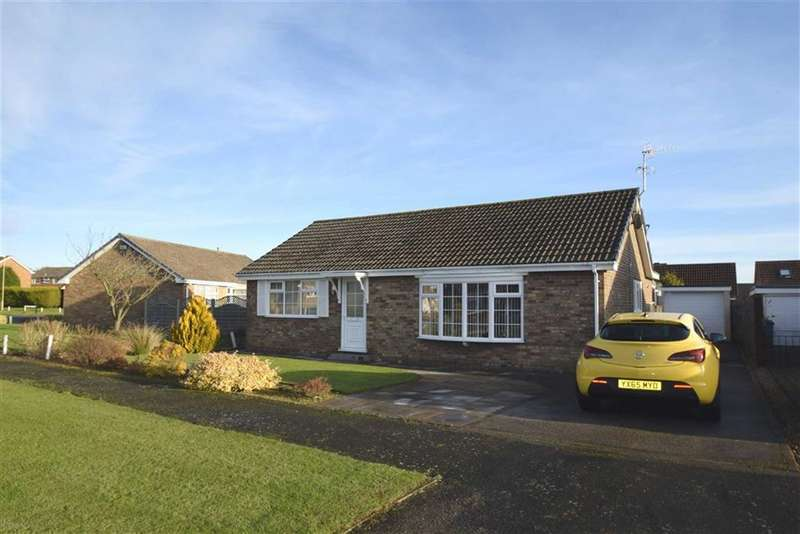 2 Bedrooms Detached Bungalow for rent in Norwich Close, Scalby, North Yorkshire, YO13