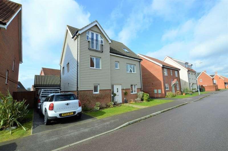 6 Bedrooms Detached House for sale in Lobelia Lane, Cringleford