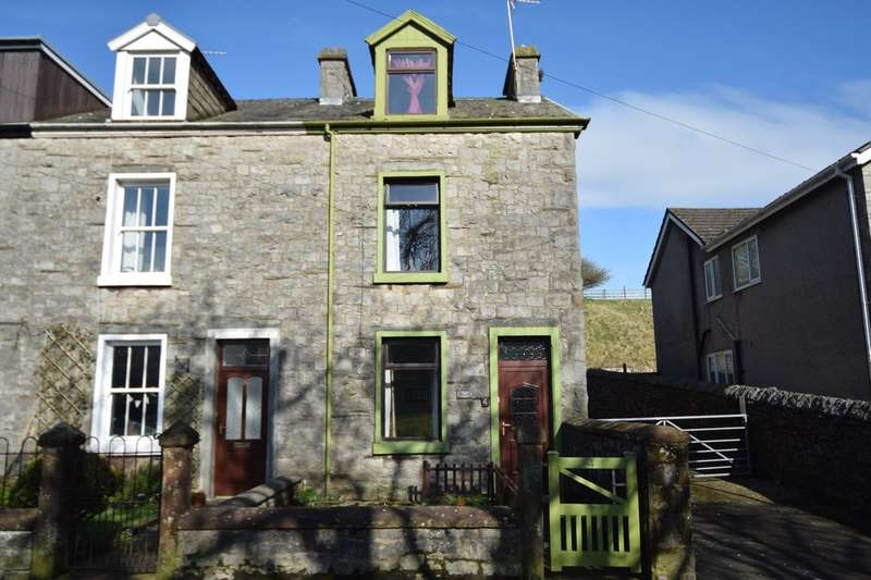 3 Bedrooms End Of Terrace House for sale in The Green, Lindal LA12 0LX