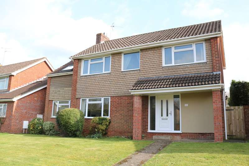 4 Bedrooms Detached House for sale in Cherry Road, Chipping Sodbury, BS37
