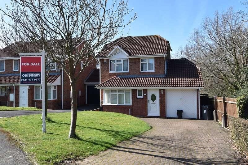 3 Bedrooms Property for sale in Saxon Wood Close, Northfield, Birmingham, B31