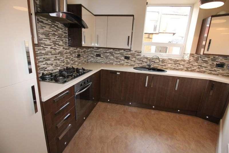 2 Bedrooms End Of Terrace House for sale in Progress Street, Darwen