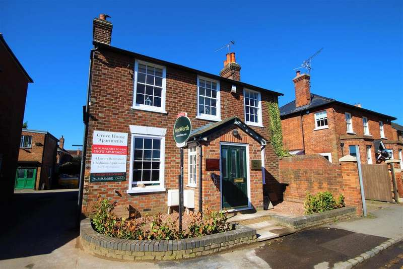 1 Bedroom Apartment Flat for sale in Wargrave Road, Twyford, Reading