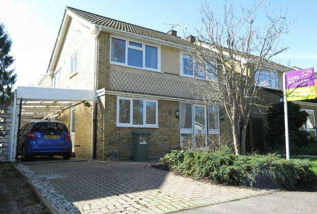 4 Bedrooms Detached House for sale in DECEPTIVE SPACE. AUDLEY WAY, ASCOT, BERKSHIRE, SL5 8EF