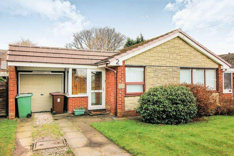 2 Bedrooms Detached Bungalow for sale in Anfield Close, Unsworth, Bury