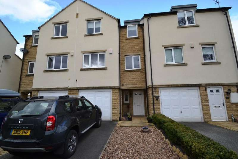 4 Bedrooms Terraced House for sale in Lodge Road, Thackley,