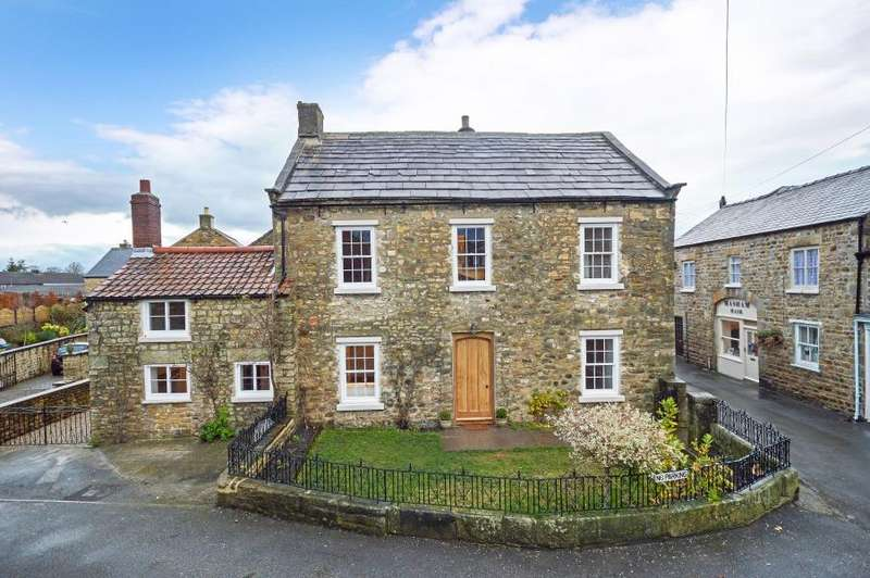 4 Bedrooms Semi Detached House for sale in COLLEGE LANE, MASHAM, HG4 4HE
