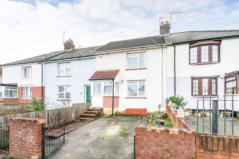 3 Bedrooms Semi Detached House for sale in Willow Road, London DA1