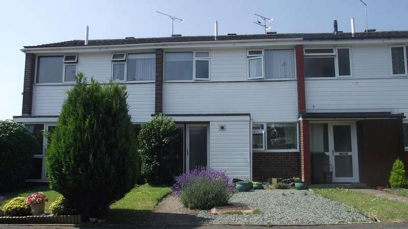 3 Bedrooms Terraced House for sale in Northport Drive, Northport, Wareham BH20