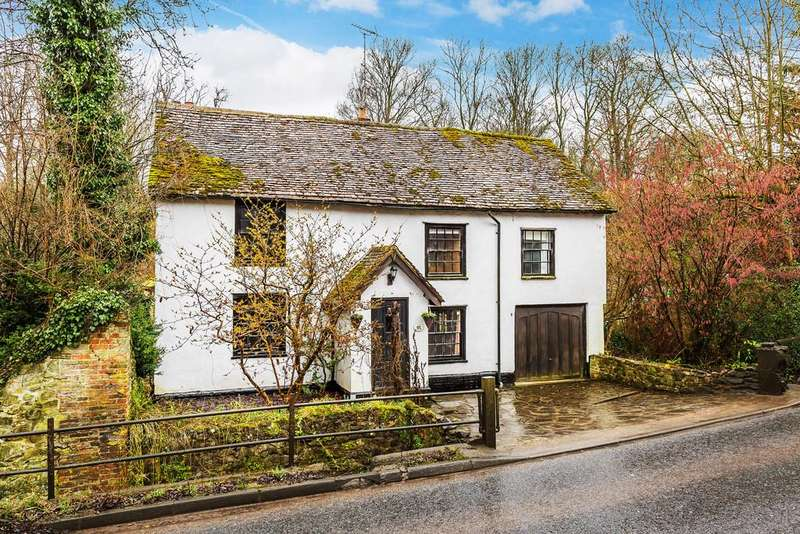 4 Bedrooms Detached House for sale in High Street, Westerham, TN16