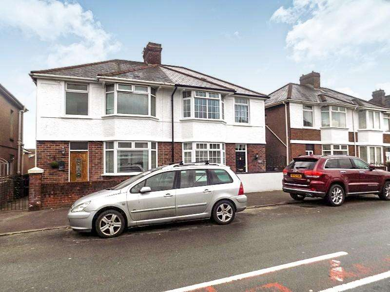 3 Bedrooms Semi Detached House for sale in Victoria Road, Aberavon, Port Talbot, Neath Port Talbot. SA12 6AD