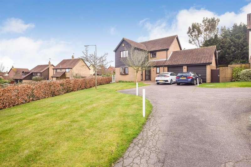 4 Bedrooms House for sale in Longridge, Colchester