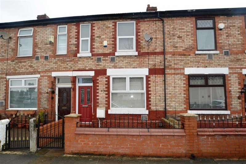 3 Bedrooms Terraced House for sale in Mitford Street, STRETFORD