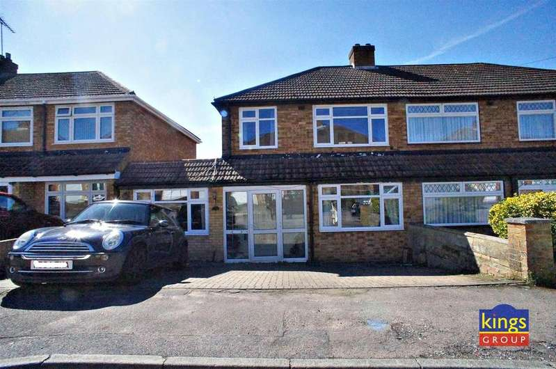 4 Bedrooms Semi Detached House for sale in Harriescourt, Waltham Abbey