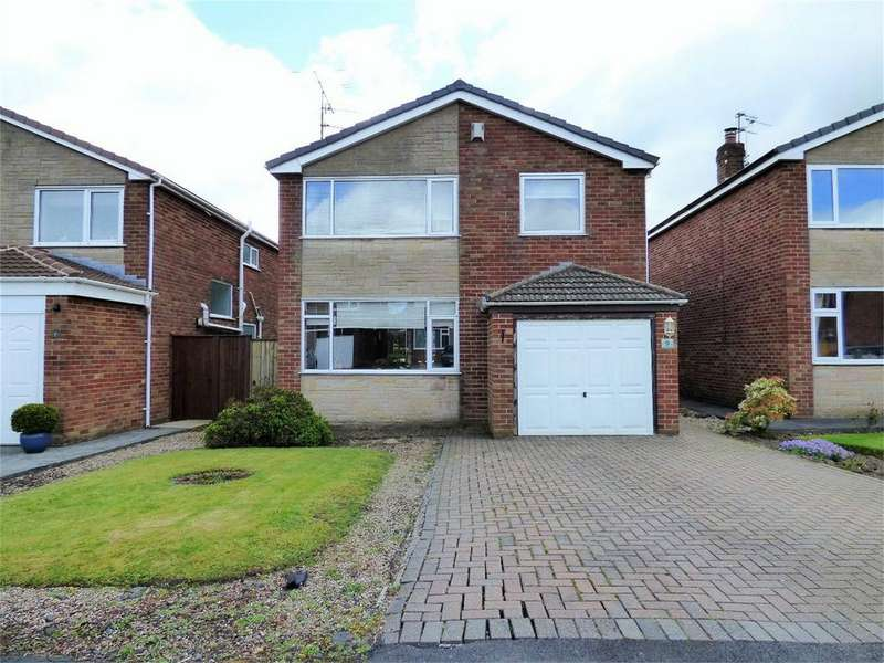 4 Bedrooms Detached House for sale in Long Meadow, Mellor Brook, BLACKBURN, Lancashire