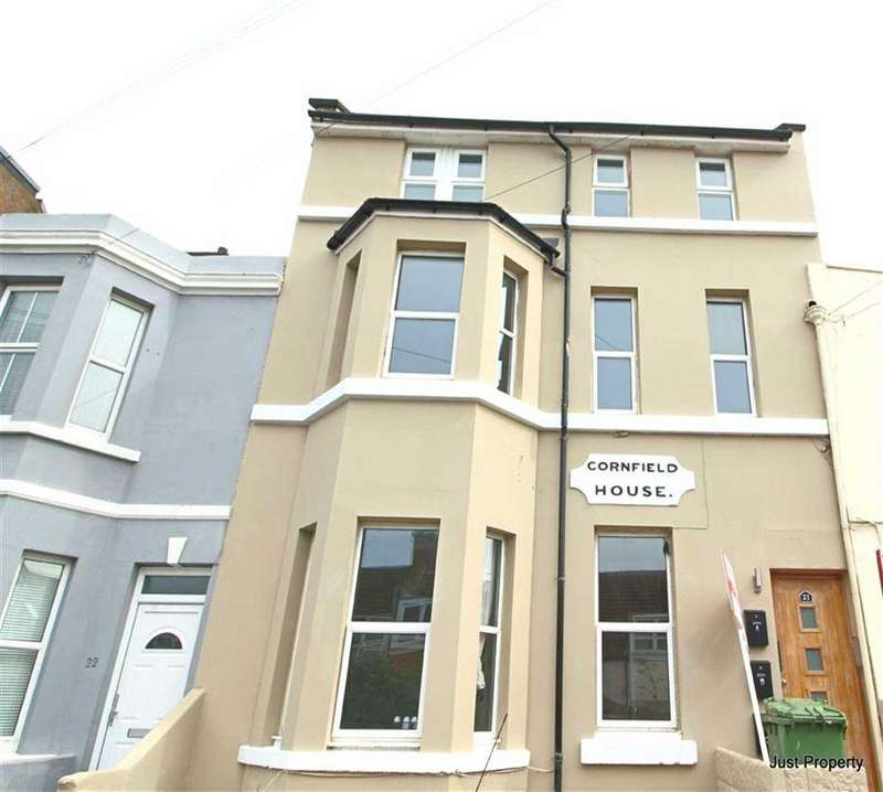 2 Bedrooms Apartment Flat for sale in Cornfield Terrace, St Leonards On Sea