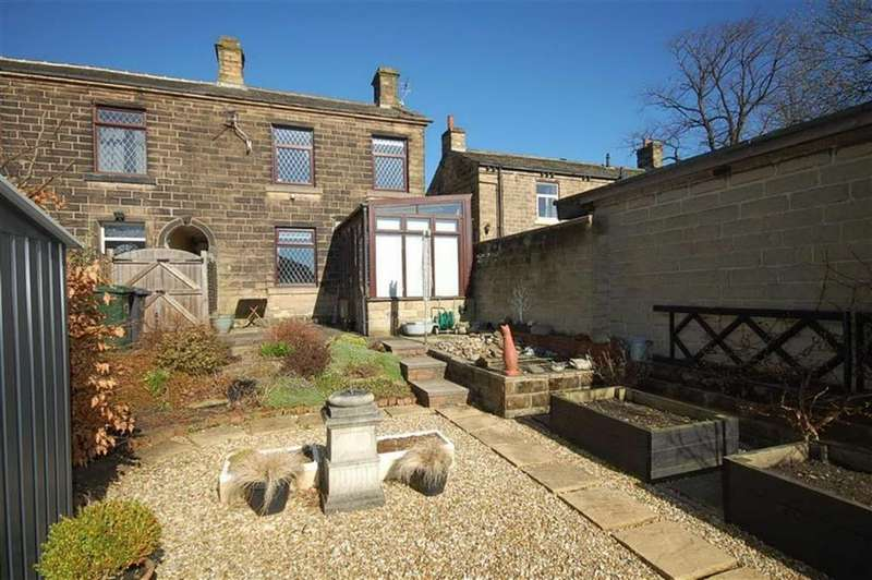 3 Bedrooms Semi Detached House for sale in Back Knowl Road, Mirfield, WF14