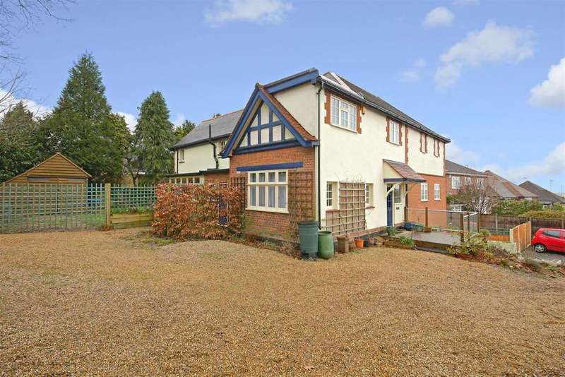 5 Bedrooms Detached House for sale in Barnet Lane, Elstree, Borehamwood