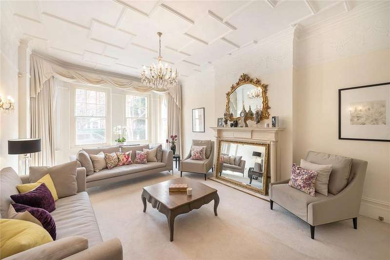 4 Bedrooms Flat for sale in Oakwood Court, Holland Park, London