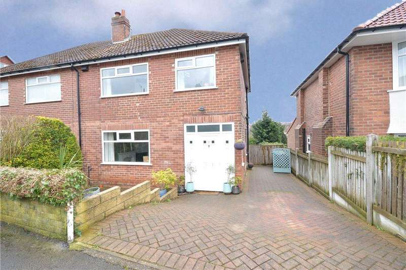 4 Bedrooms Semi Detached House for sale in Allerton Grange Gardens, Leeds