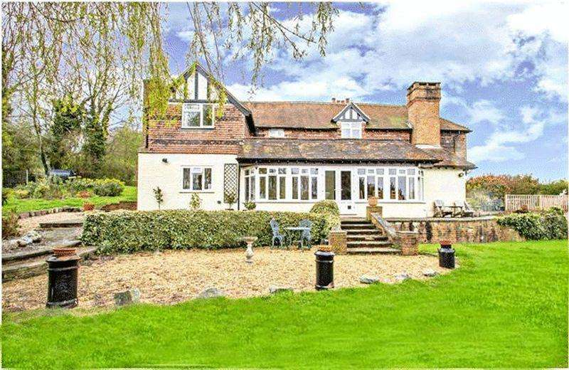 6 Bedrooms Country House Character Property for sale in Flower Lane, Godstone