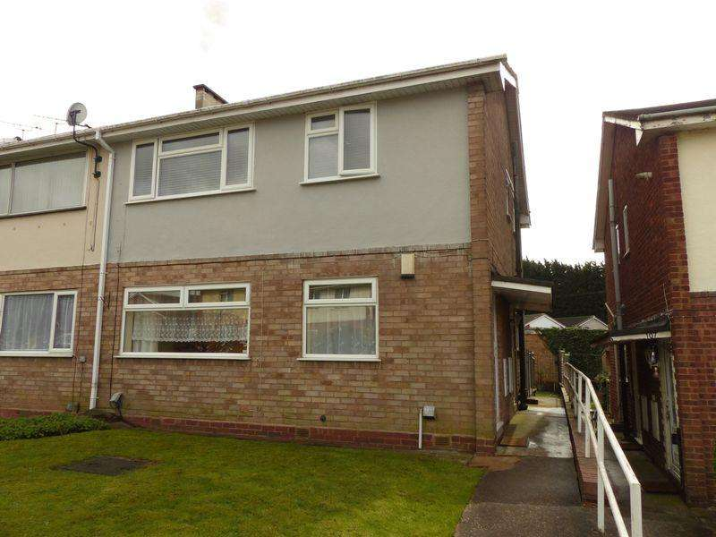 2 Bedrooms Maisonette Flat for sale in Ivyfield Road, Erdington
