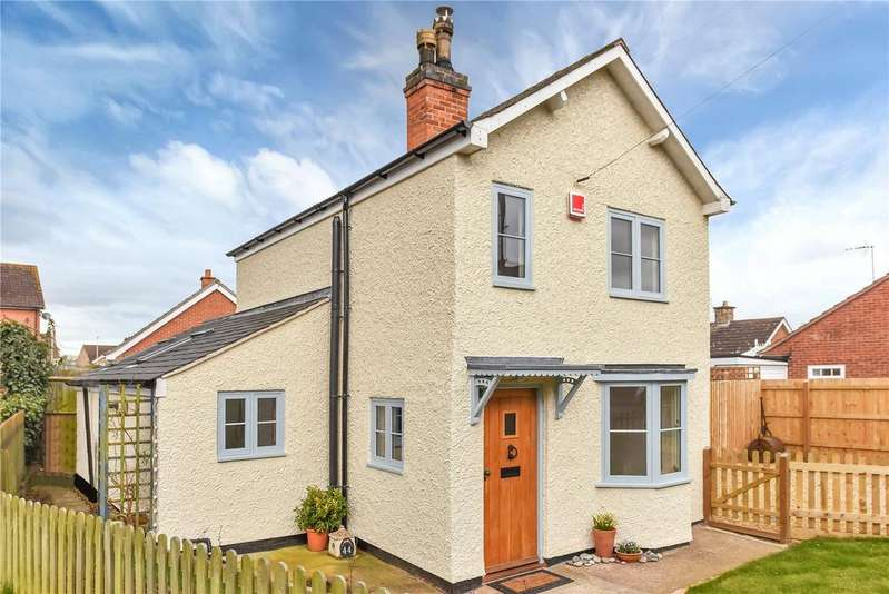 2 Bedrooms Detached House for sale in London Lane, Wymeswold, Loughborough