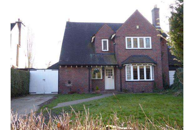 4 Bedrooms House for sale in HIGHGATE AVENUE, WALSALL