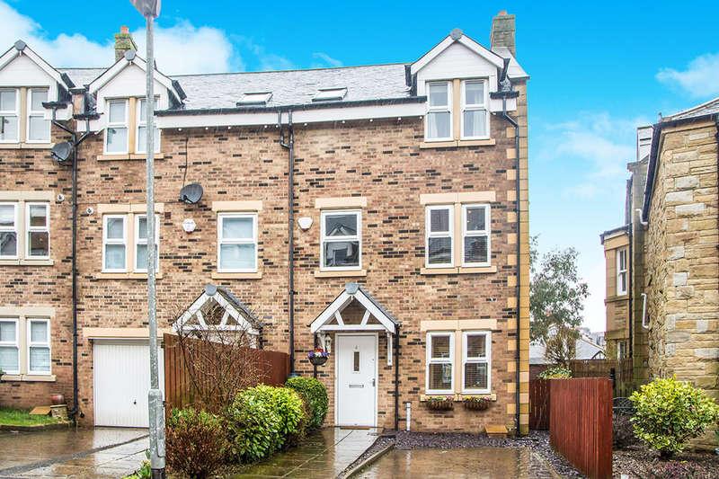 4 Bedrooms Property for sale in Park View, Alnwick, NE66
