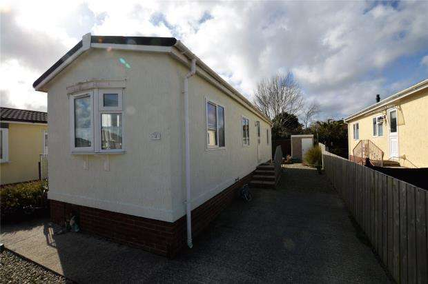 2 Bedrooms Detached Bungalow for sale in Eastern Green Park Three, Eastern Green, Penzance, Cornwall