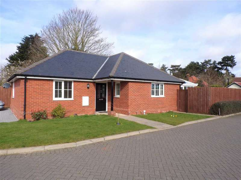 2 Bedrooms Bungalow for sale in Chaplains Gardens, Ipswich