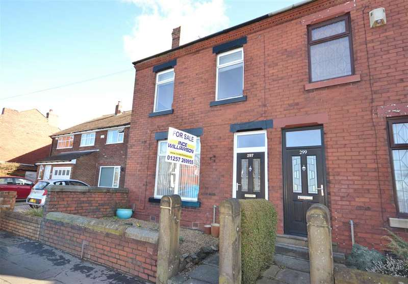 3 Bedrooms Semi Detached House for sale in Manchester Road, Blackrod, Bolton